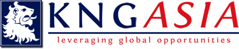 logo:KNG Asia trading with China in Beijing